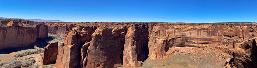 Canyon de Chelly NM in AZ