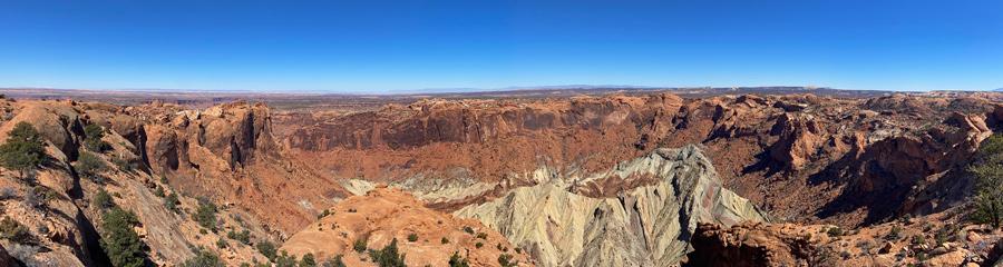 Canyonlands NP in UT