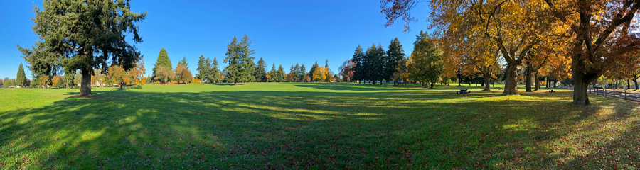 Fort Vancouver Historic Site in WA