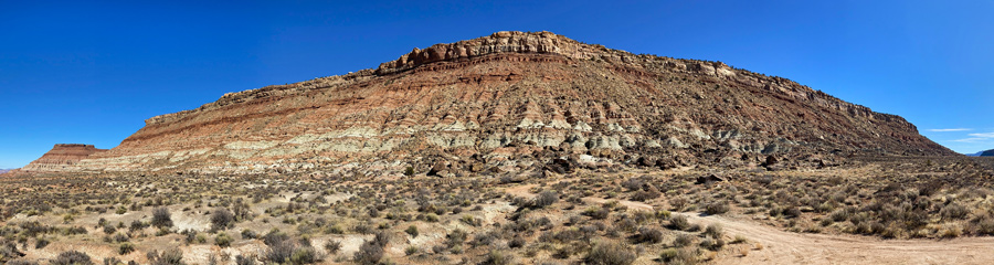 Mountain Landscape in UT