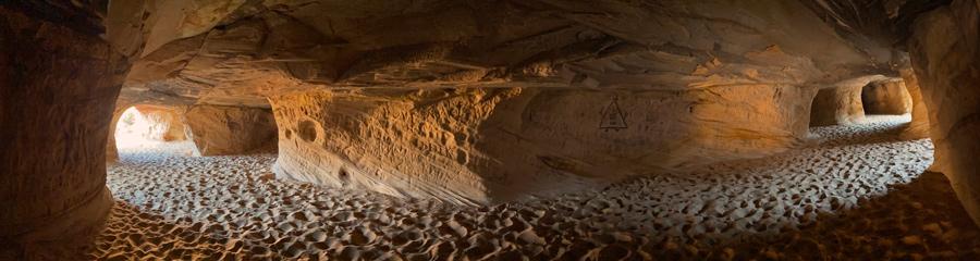 Moqui Caverns in UT