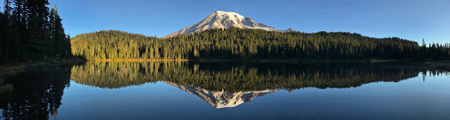Mt. Rainier NP in WA