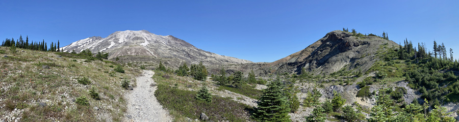 Ape Canyon at Mt. St. Helens NM in WA
