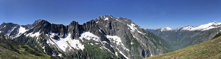North Cascades NP in WA