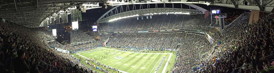Seattle Seahawks in WA