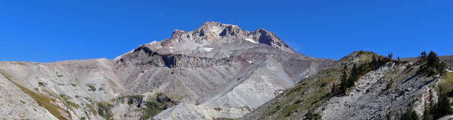 Zigzag Canyon at Mt. Hood in OR